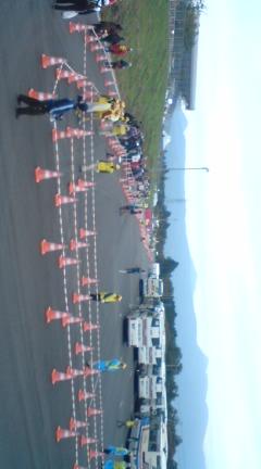 F1日本GP地獄絵図
